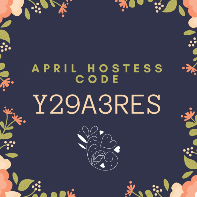 April Hostess Code (1)